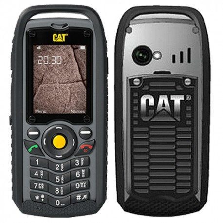 CAT B25 fekete